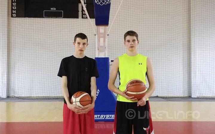Tomislav i Zvonimir Ivisic
