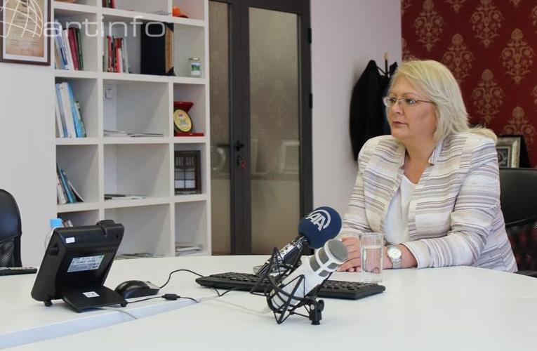 lidija intervju anadolia