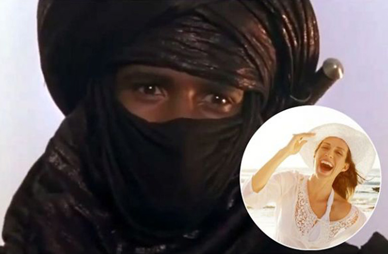 beduini odjeca