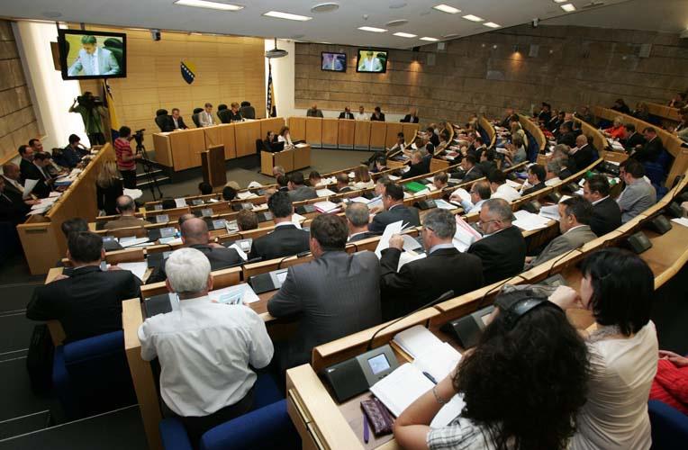 parlament fbih ilustracija