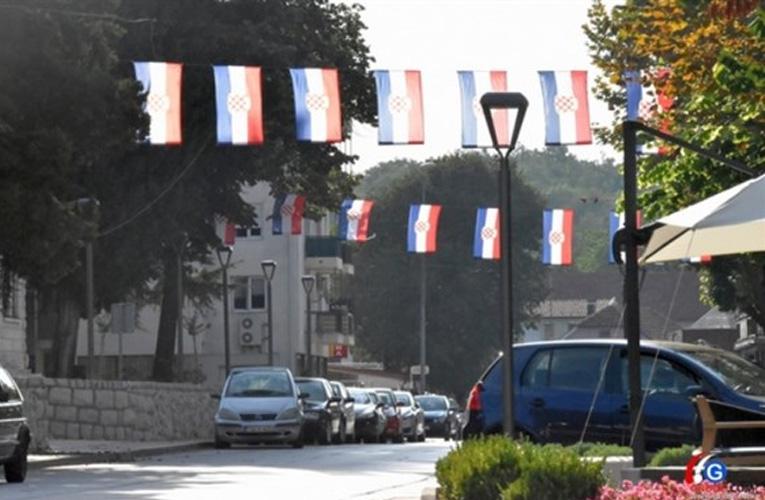 grude zastave