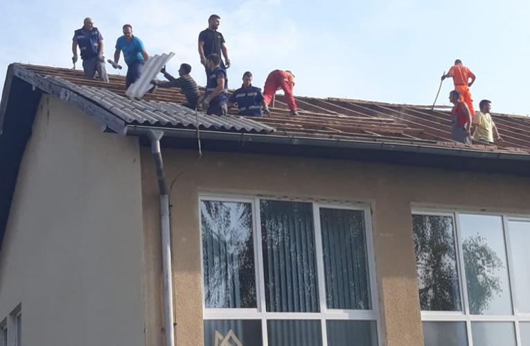 zamjena krova