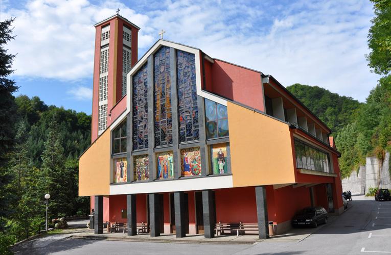 kres crkva