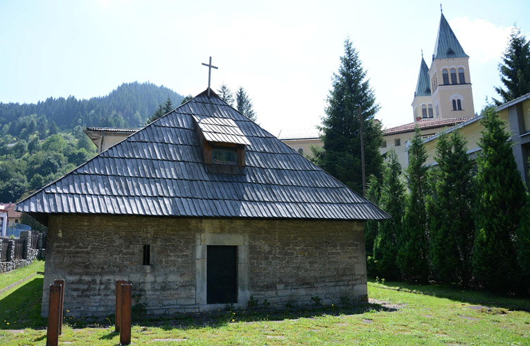 crkva u varesu