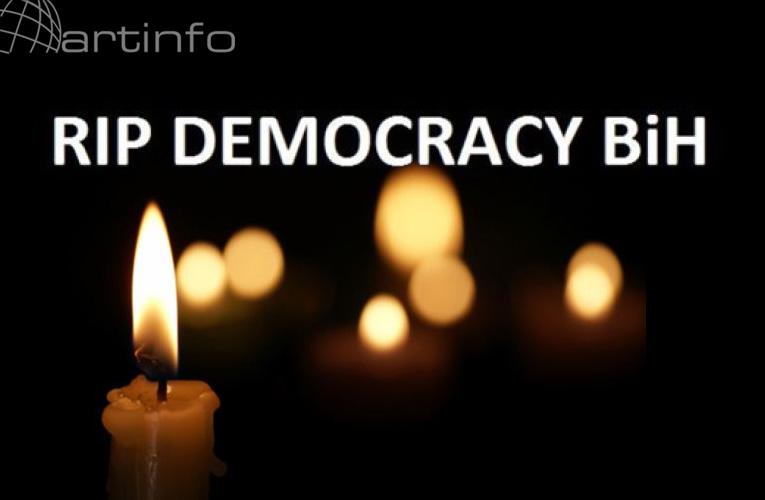 rip demokracija