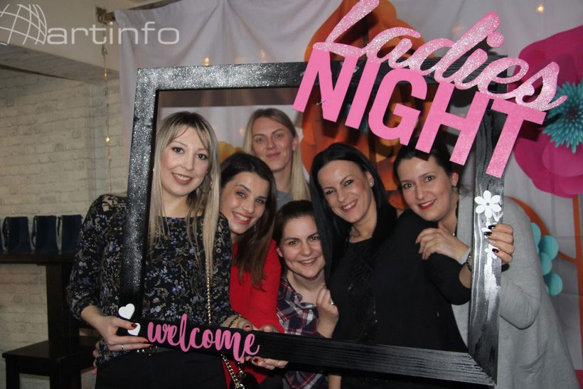 ladies night busovaca
